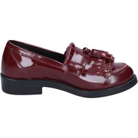 Cipők Női Mokkaszínek Emanuélle Vee Mokaszin BX382 Ibolya