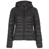 Ruhák Női Steppelt kabátok Only ONLTAHOE Fekete