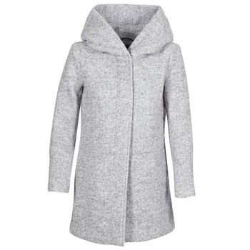 Ruhák Női Kabátok Only ONLSEDONA Szürke