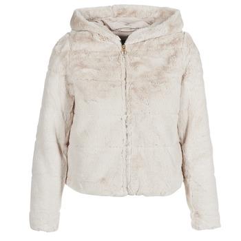 Ruhák Női Kabátok / Blézerek Only ONLCHRIS Bézs