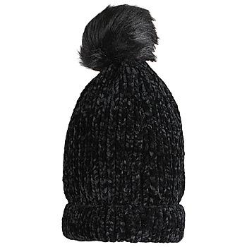 Textil kiegészítők Női Sapkák André AURORE Fekete
