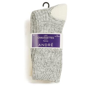 Textil kiegészítők Női Zoknik André SNOW Sokszínű