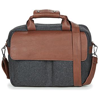 Táskák Férfi Laptop táskák André LINO Szürke / Barna