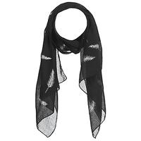 Textil kiegészítők Női Sálak / Stólák / Kendők André PLUME Fekete