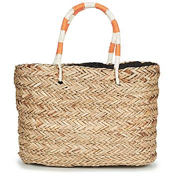 Táskák Női Bevásárló szatyrok / Bevásárló táskák André BAHIA Bézs