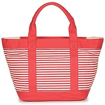 Táskák Női Bevásárló szatyrok / Bevásárló táskák André JENNY Piros / Fehér