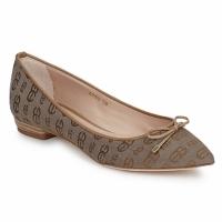 Cipők Női Balerina cipők / babák Alberto Gozzi TINA TESSY Barna