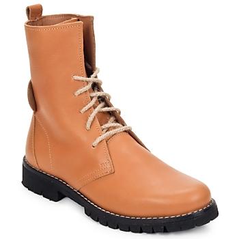 Cipők Női Csizmák Swamp BIKE Bézs