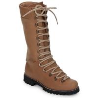 Cipők Női Csizmák Swamp STIVALE LACCI Barna / Tiszta