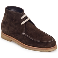 Shoes Női Csizmák Swamp POLACCHINO SU Barna / Sötét