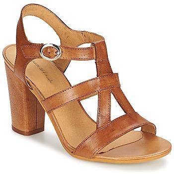 Shoes Női Szandálok / Saruk Casual Attitude OLILA Barna