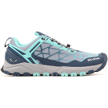 Cipők Női Túracipők Salewa WS Multi Track 64415 8670 niebieski, szary, granatowy