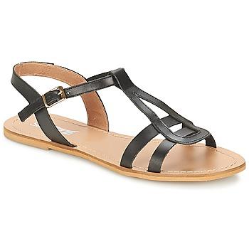 Cipők Női Szandálok / Saruk So Size DURAN Fekete