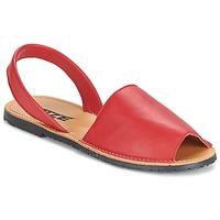 Cipők Női Szandálok / Saruk So Size LOJA Piros