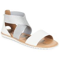Cipők Női Szandálok / Saruk Sorel ELLA SANDAL Fehér