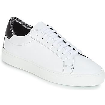 Cipők Női Rövid szárú edzőcipők KLOM KEEP Fehér / Ezüst