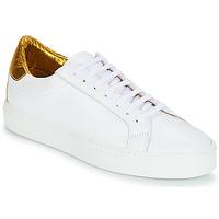 Cipők Női Rövid szárú edzőcipők KLOM KEEP Fehér / Arany