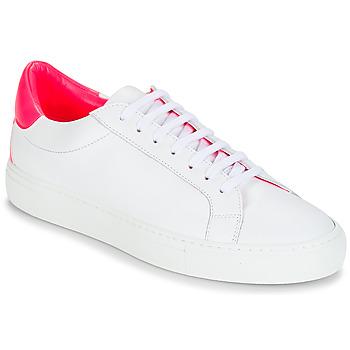 Cipők Női Rövid szárú edzőcipők KLOM KEEP Fehér / Rózsaszín