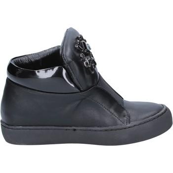 Cipők Női Bokacsizmák Sara Lopez Tornacipő BX704 Fekete