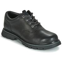 Cipők Férfi Oxford cipők Caterpillar OVERTAKE Fekete