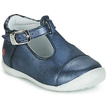 Cipők Lány Balerina cipők / babák GBB MERTONE Kék