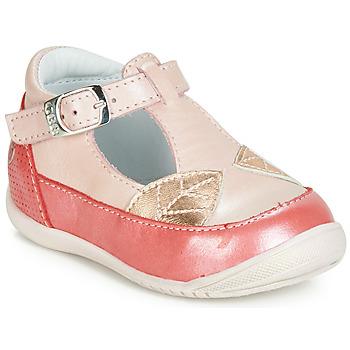 Cipők Lány Balerina cipők / babák GBB PAKITA Rózsaszín