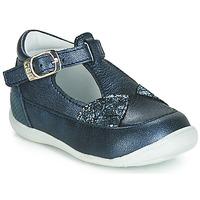 Cipők Lány Balerina cipők / babák GBB PAKITA Kék