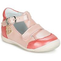 Cipők Lány Balerina cipők  GBB ZENNIA Rózsaszín