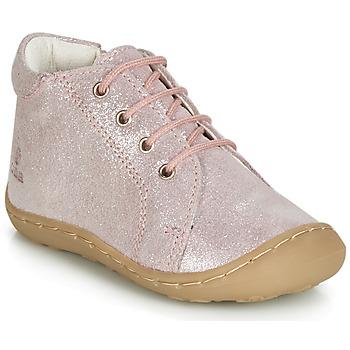 Cipők Lány Csizmák GBB VEDOFA Rózsaszín