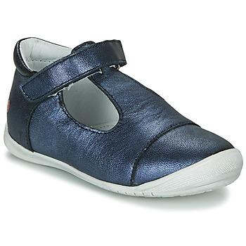 Cipők Lány Balerina cipők / babák GBB MERCA Kék