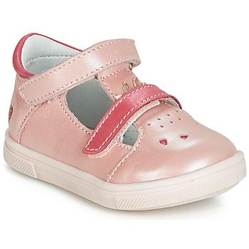 Cipők Lány Balerina cipők / babák GBB ARAMA Rózsaszín