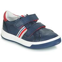Cipők Fiú Rövid szárú edzőcipők GBB NEVIS Kék