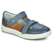 Cipők Fiú Rövid szárú edzőcipők GBB VARNO Kék