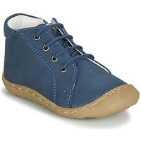 Cipők Fiú Magas szárú edzőcipők GBB FREDDO Kék