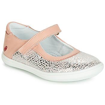 Cipők Lány Balerina cipők  GBB PLACIDA Rózsaszín