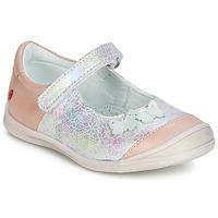 Cipők Lány Balerina cipők / babák GBB SACHIKO Rózsaszín