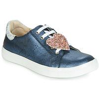 Cipők Lány Rövid szárú edzőcipők GBB MUTA Kék