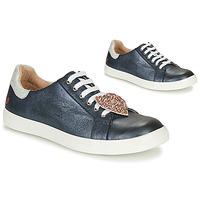 Cipők Lány Rövid szárú edzőcipők GBB MUTA Tengerész