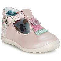 Cipők Lány Balerina cipők / babák Catimini BIMA Rózsaszín