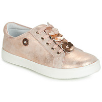 Cipők Lány Rövid szárú edzőcipők Catimini CRISTOL Rózsaszín