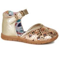 Cipők Lány Balerina cipők  Catimini NAYA Arany