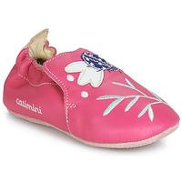 Cipők Lány Mamuszok Catimini CASSIA Rózsaszín