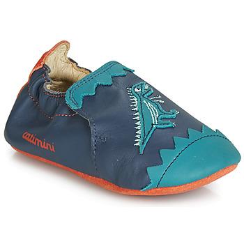 Cipők Fiú Mamuszok Catimini CADANO Tengerész / Narancssárga