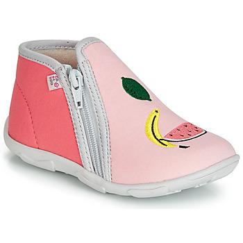 Cipők Lány Mamuszok GBB FERNANDA Rózsaszín
