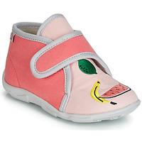 Cipők Lány Mamuszok GBB MASSINA Rózsaszín
