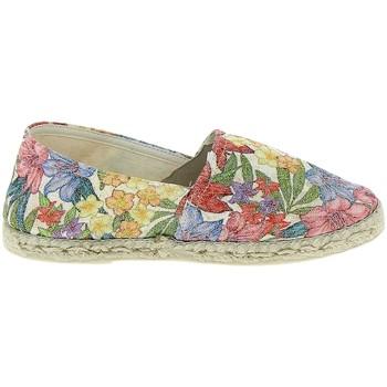 Cipők Női Gyékény talpú cipők La Maison De L'espadrille VE758 Multi Sokszínű