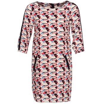 Ruhák Női Rövid ruhák Tom Tailor BERTA Sokszínű