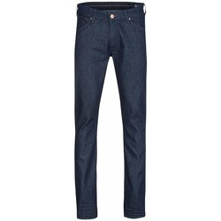Ruhák Férfi Slim farmerek Wrangler Jeans  Larston W18S6274J granatowy