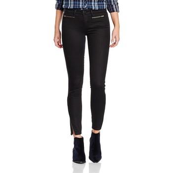 Ruhák Női Skinny farmerek Wrangler Jeansy ® Corynn Perfect Black W25FCK81H czarny