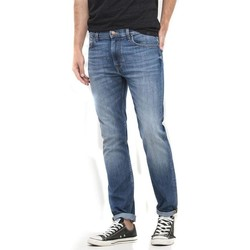 Ruhák Női Slim farmerek Lee Jeansy  Rider L701ACDK niebieski